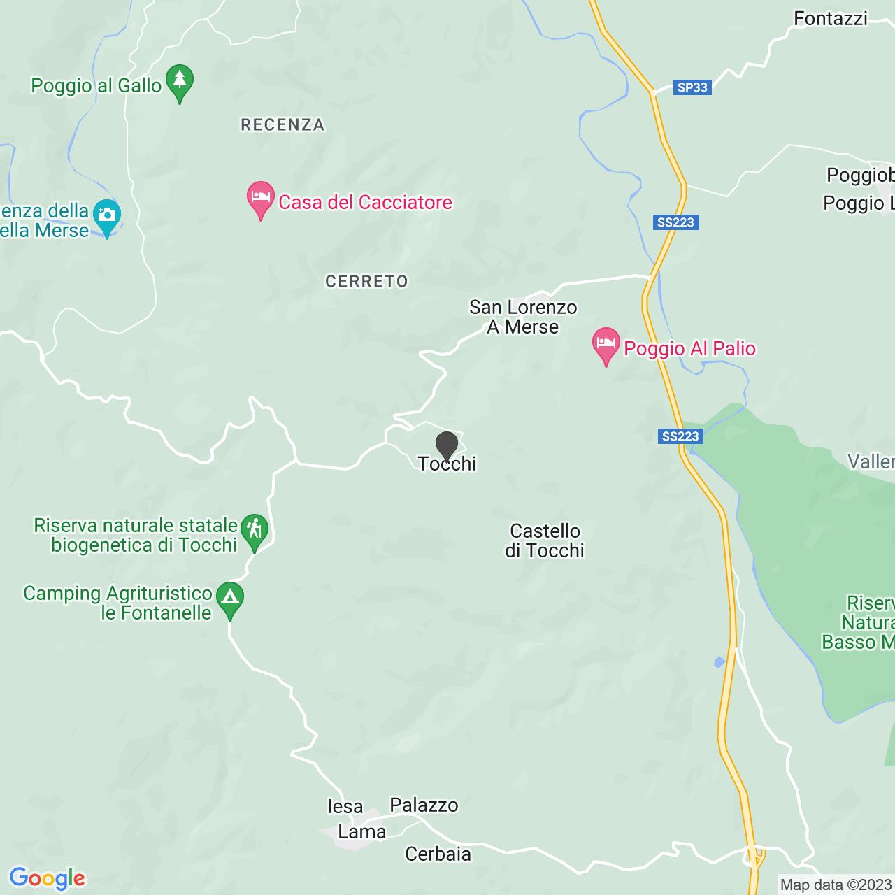 Pieve di Santa Maria Assunta a Tocchi