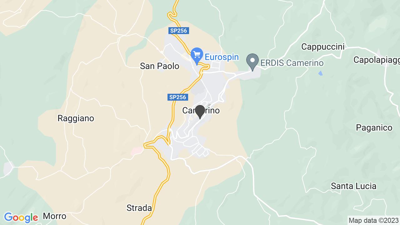 CROCE ROSSA ITALIANA COMITATO DI CAMERINO O.D.V.
