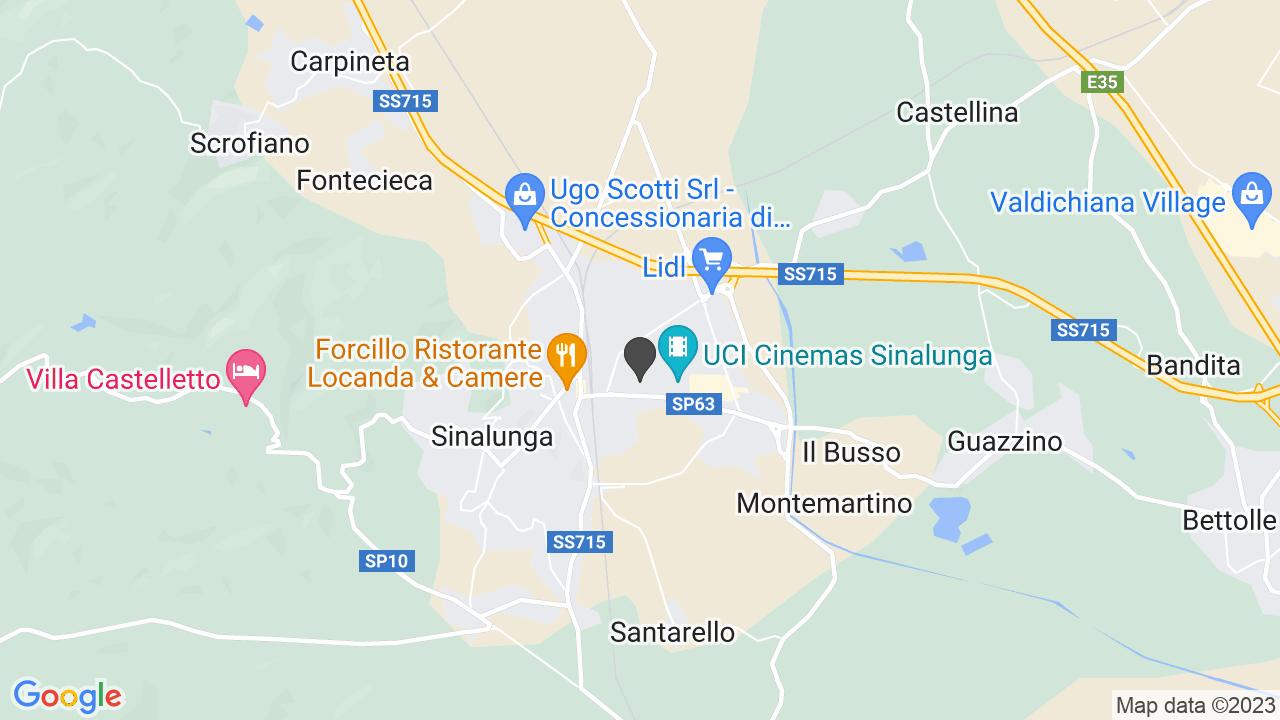 """Chiesa Cristiana Evangelica """"Operai dell'ultima ora"""""""
