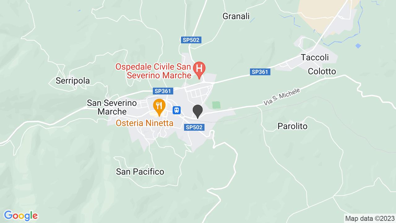 CIMITERO SAN SEVERINO MARCHE