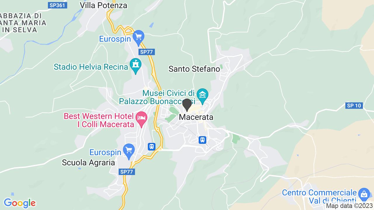 CROCE ROSSA ITALIANA - COMITATO DI MACERATA - ORGANIZZAZIONE DI VOLONTARIATO