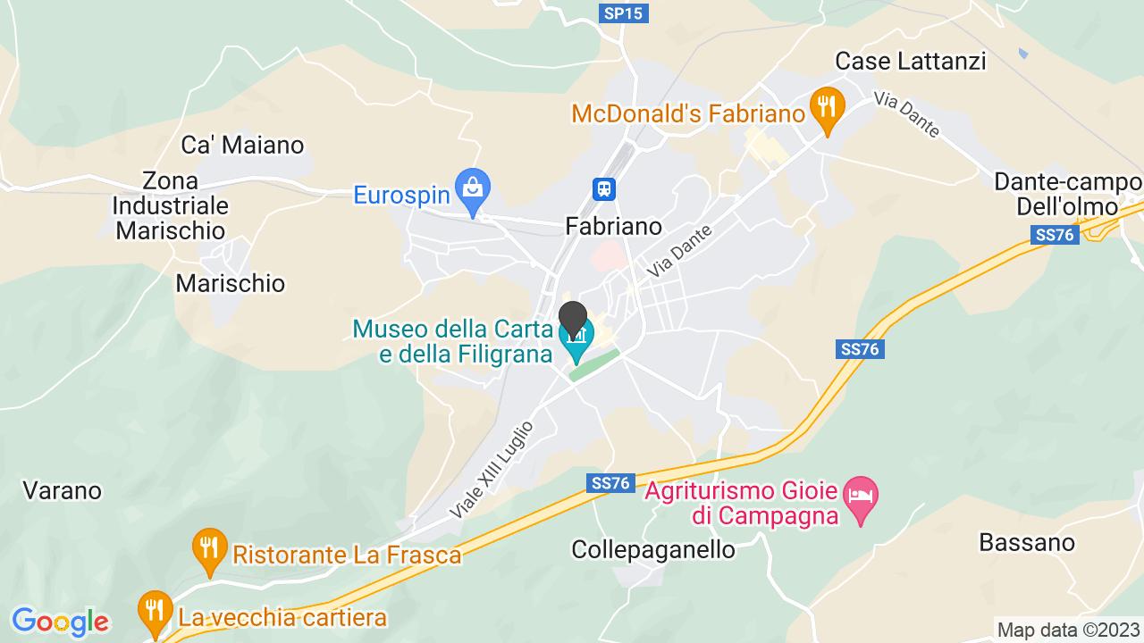 CROCE ROSSA ITALIANA - COMITATO DI FABRIANO - ORGANIZZAZIONE DI VOLONTARIATO