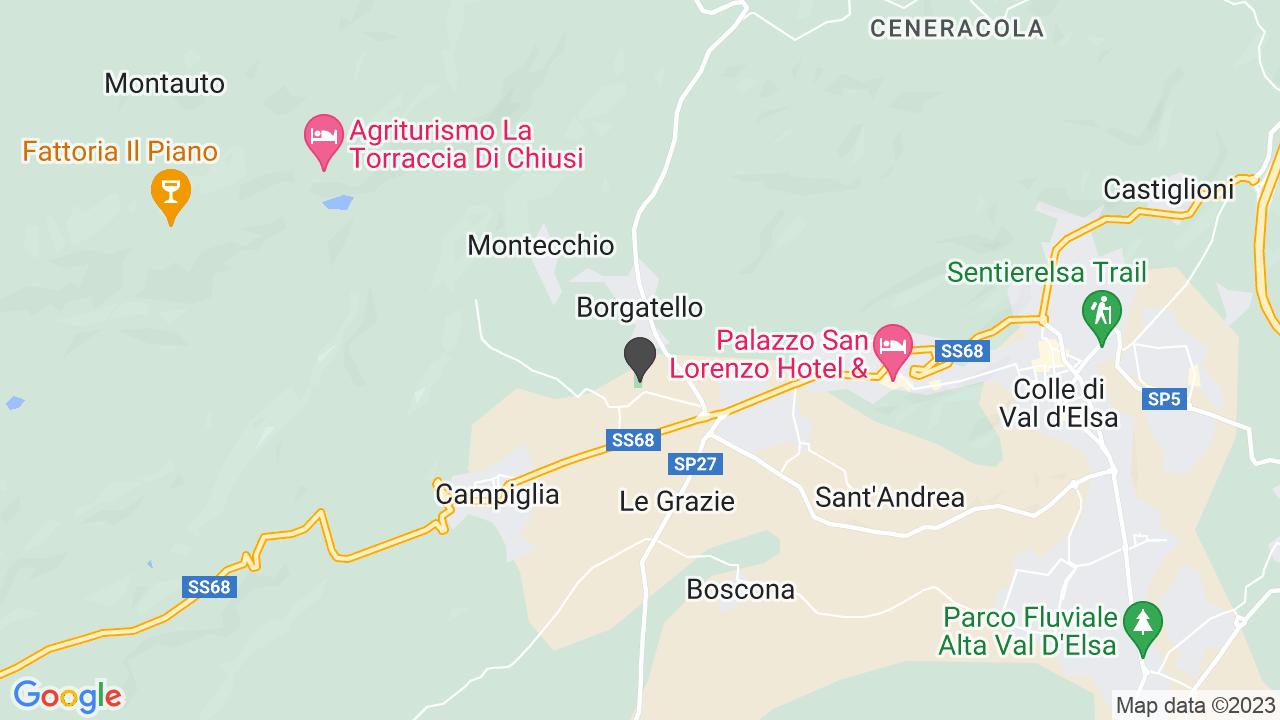 CIMITERO CASTELLINI COLLE DI VAL D'ELSA