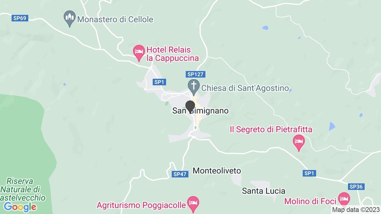 CIMITERO SAN GIMIGNANO