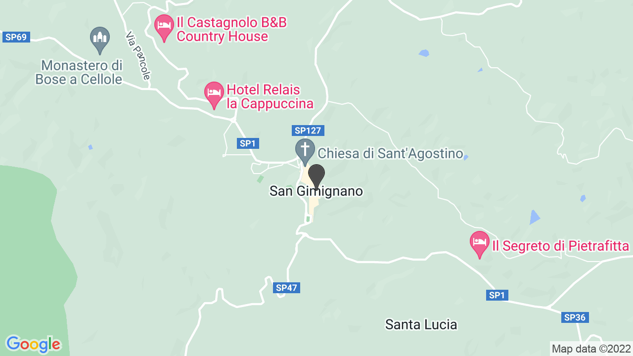 Santuario di Santa Maria a Pancole