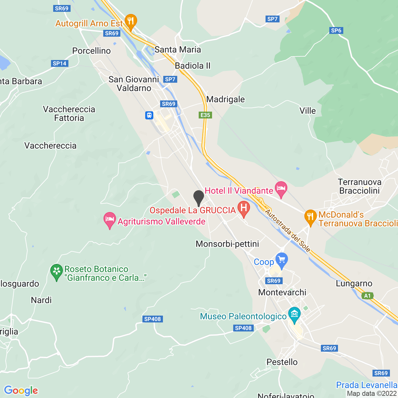 CIMITERO SAN GIOVANNI VALDARNO