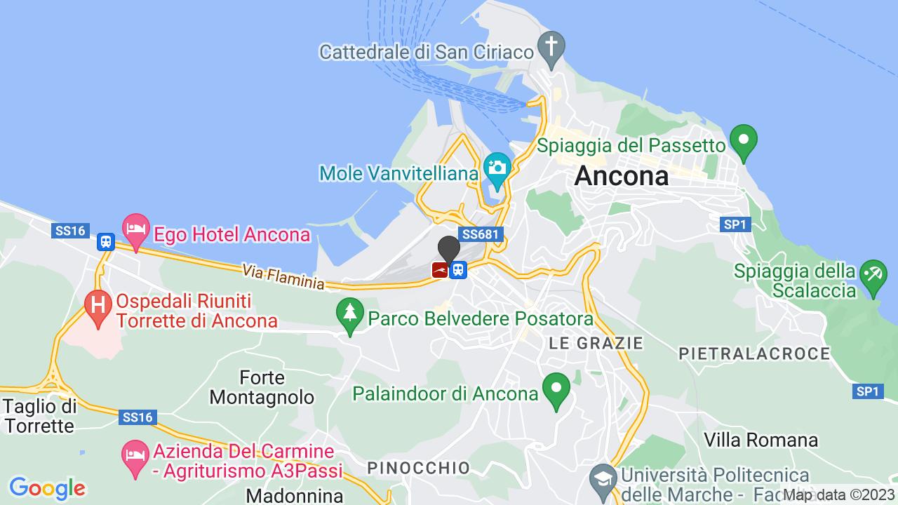 Cappella Aspio Terme