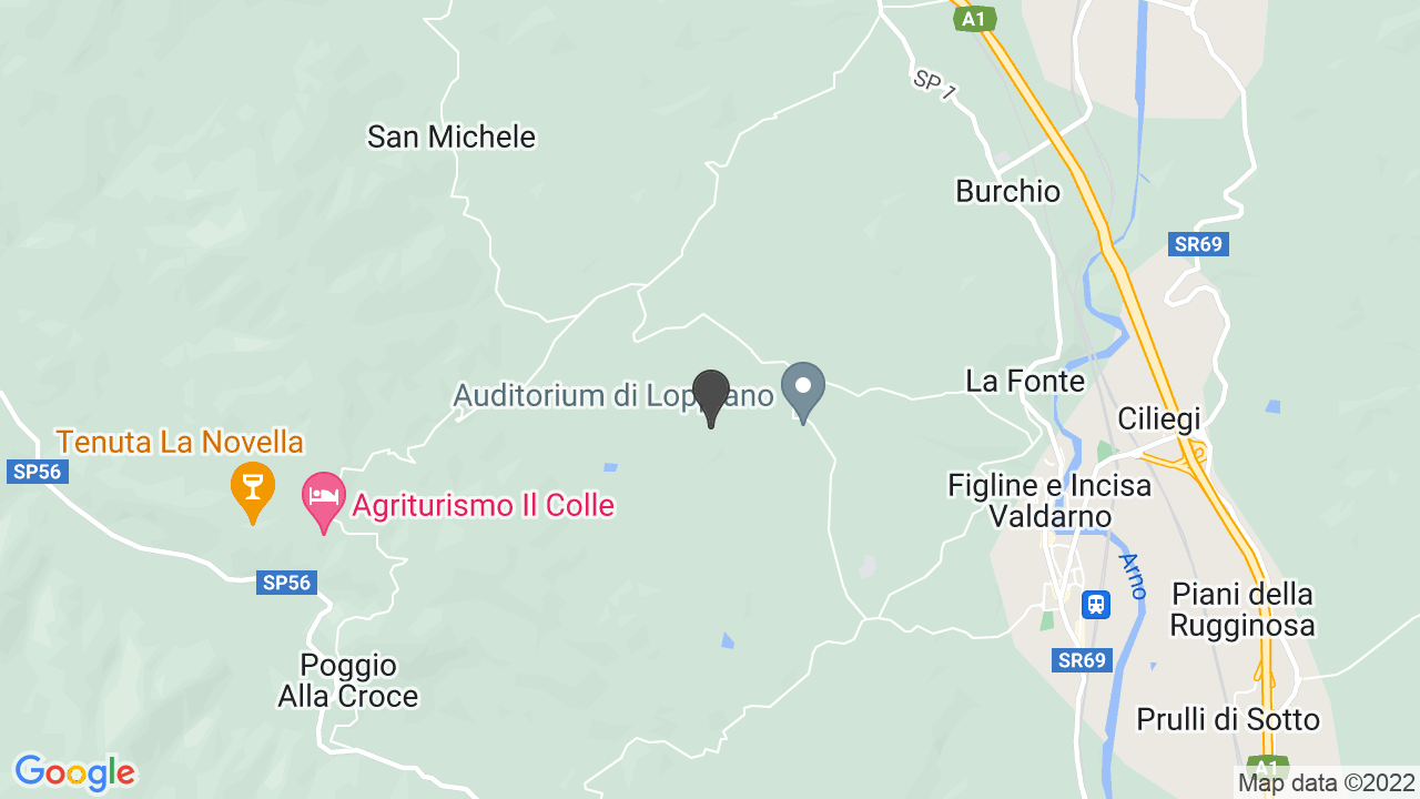 Chiesa di Sant'Alessandro a Incisa in Val d'Arno