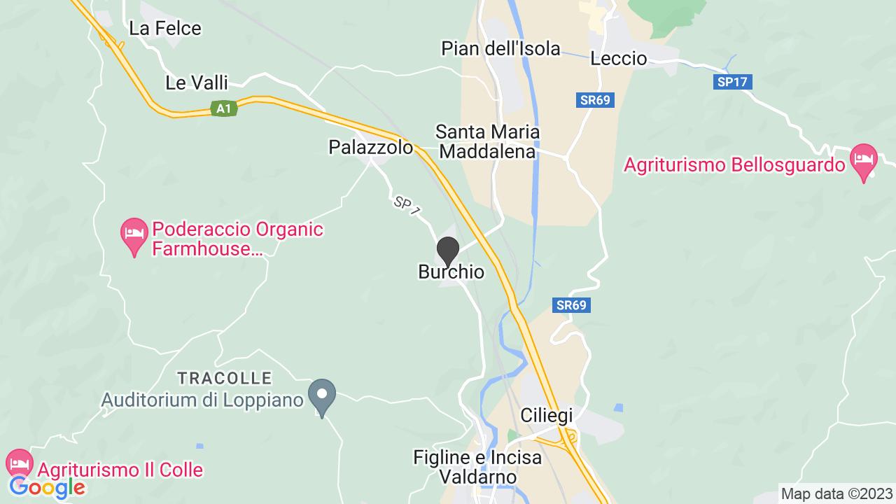 Chiesa di San Quirico a Montelfi