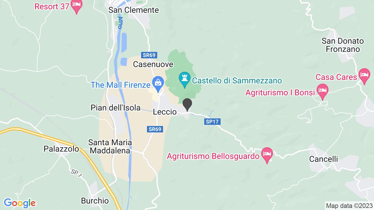 Chiesa di San Salvatore a Leccio