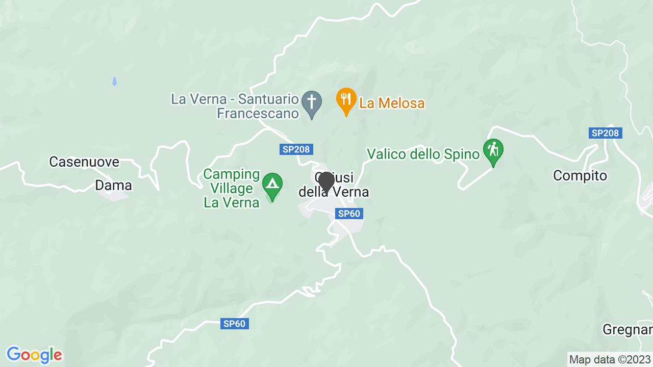 CROCE ROSSA ITALAIANA - COMITATO LOCALE DI CHIUSI DELLA VERNA