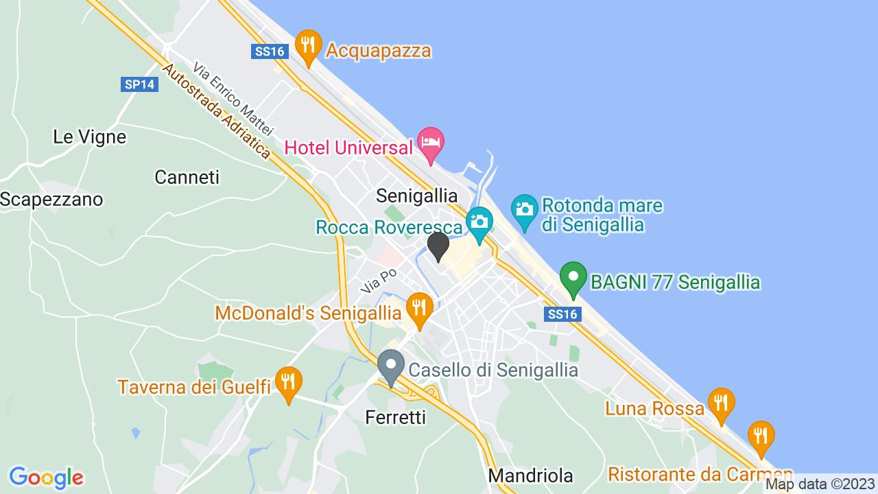FONDAZIONE CARITAS SENIGALLIA ONLUS
