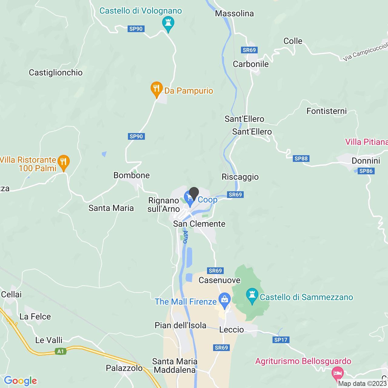 Chiesa di San Leolino a Rignano