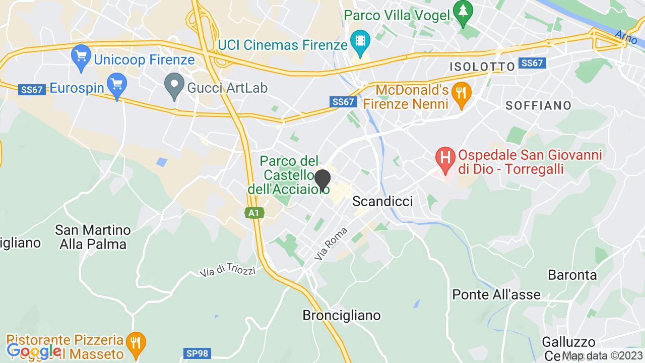 CROCE ROSSA ITALIANA - COMITATO DI SCANDICCI