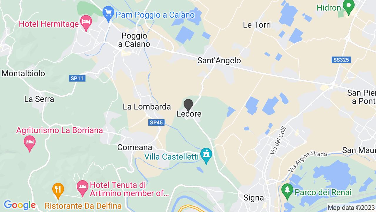 Piazza Di Lecore  (FI)