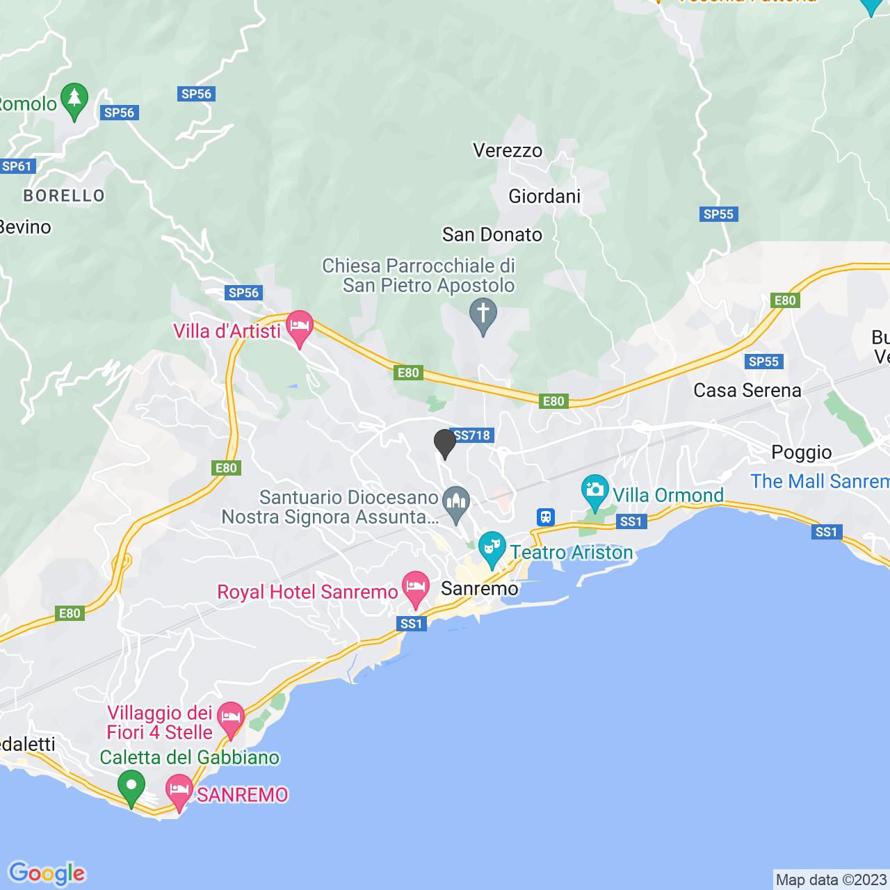 Santuario Nostra Signora della Costa