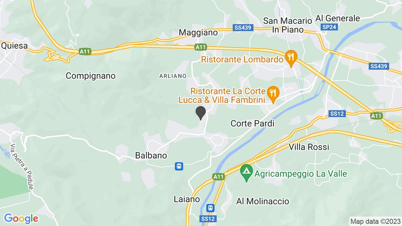 Via Del Cimitero  (LU)