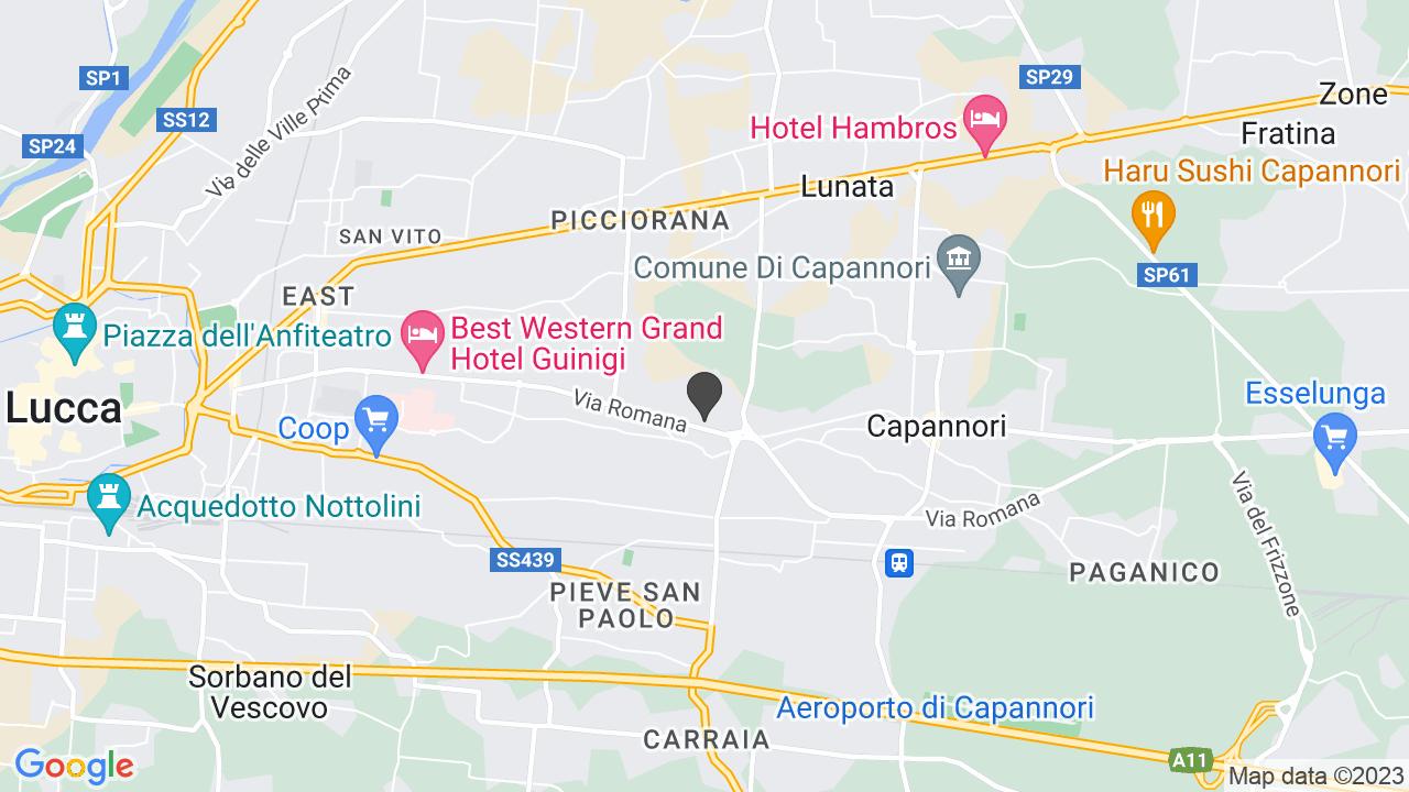 Via Della Chiesa  (LU)
