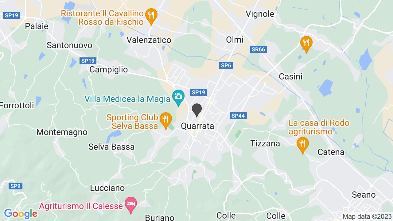 CENTRO CULTURALE ISLAMICO DI QUARRATA ONLUS