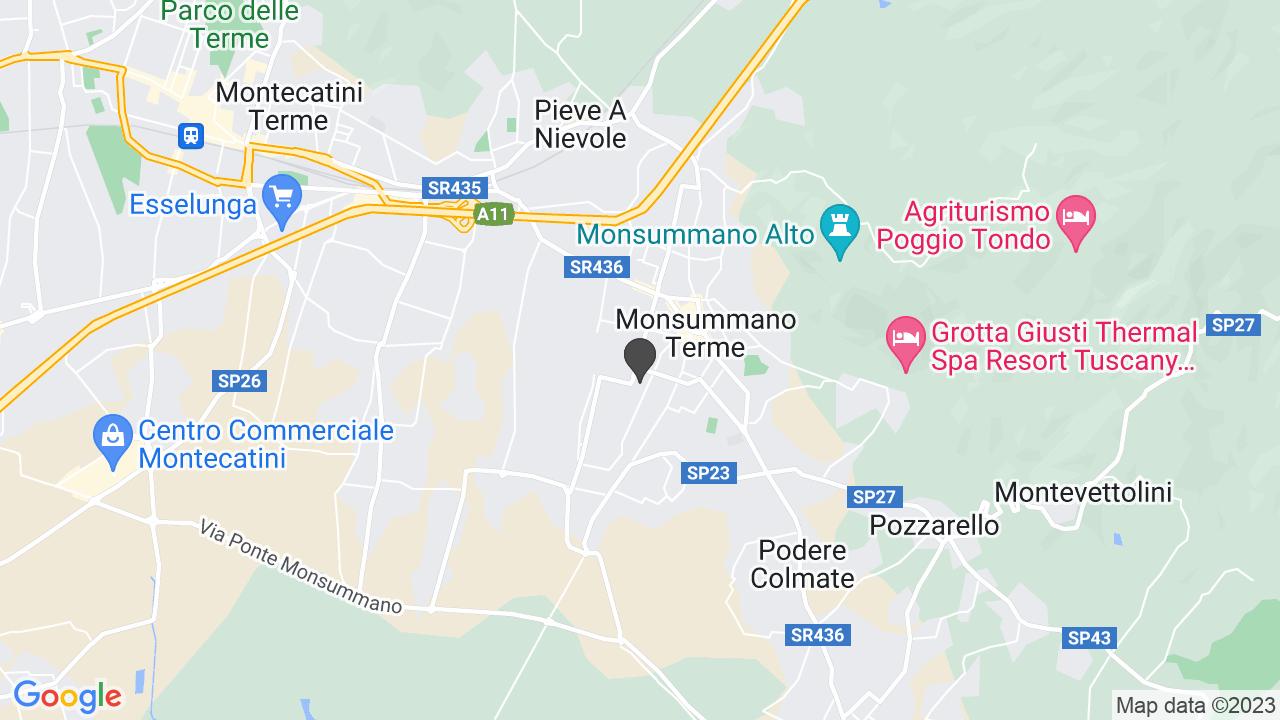 CENTRO CULTURALE ISLAMICO DI MONSUMMANO TERME ONLUS
