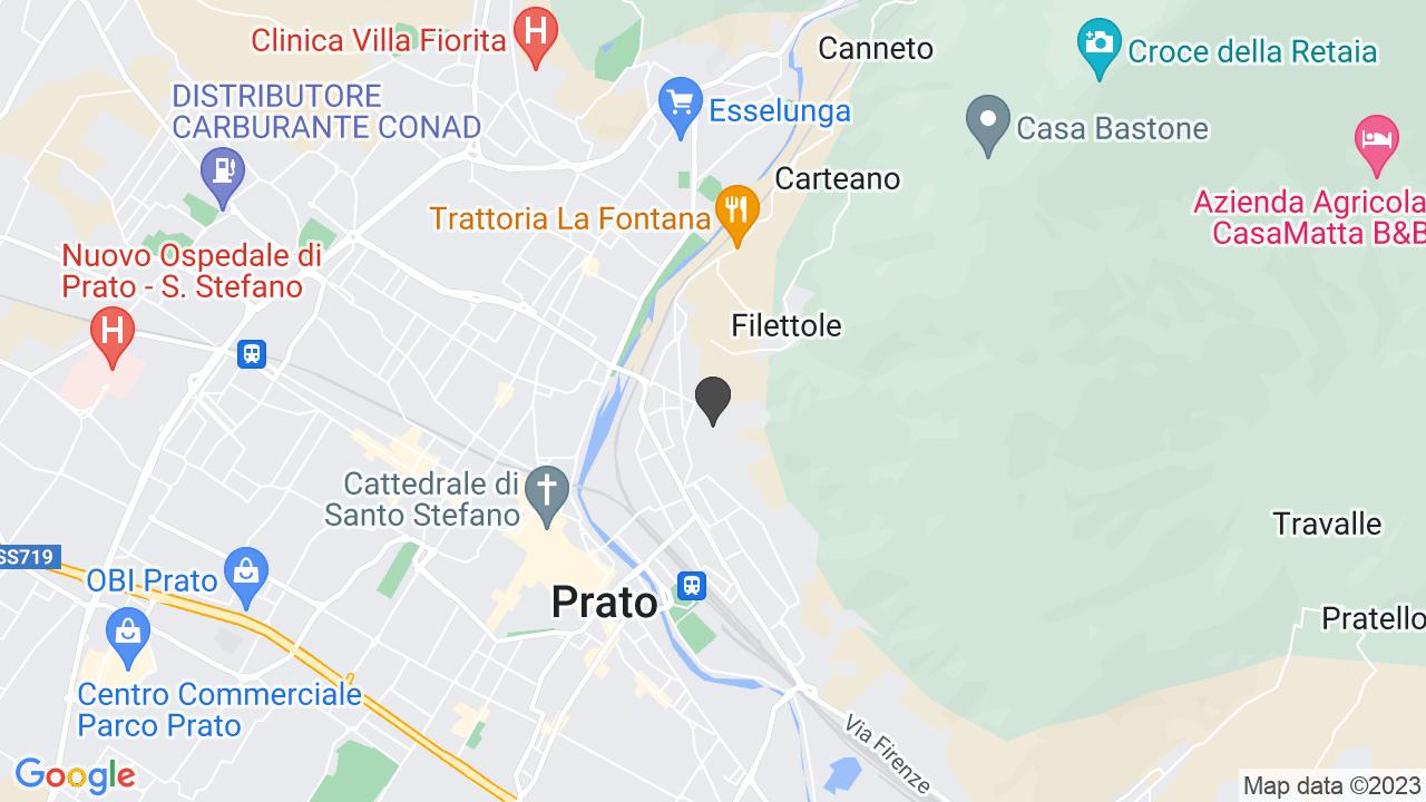 Oratorio Villa Maria Assunta alla Castellina