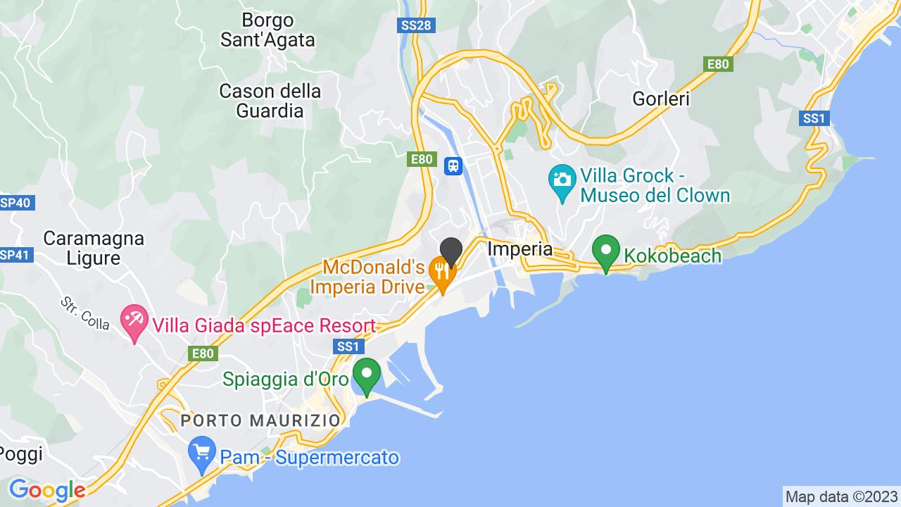 CROCE ROSSA ITALIANA COMITATO DI IMPERIA ORGANIZZAZIONE DI VOLONTARIATO