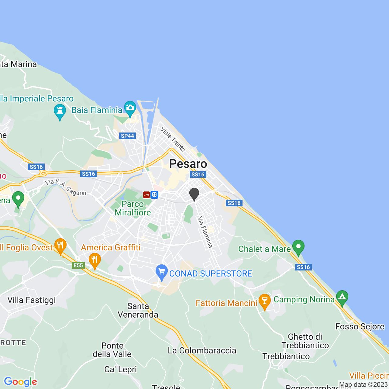 CIMITERO CENTRALE PESARO