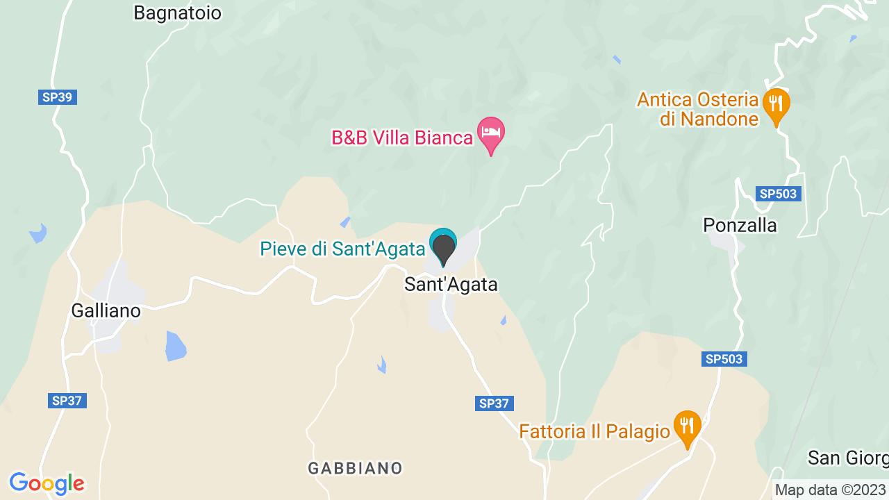 MU.S.A. MUSEI SANT'AGATA