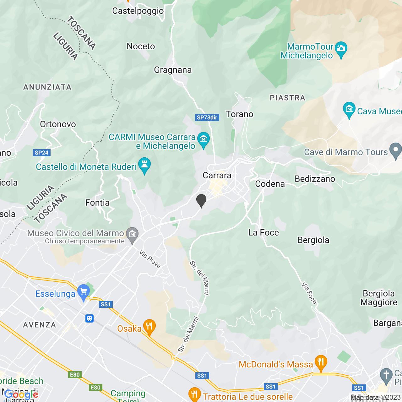 Via Roma  (MS)