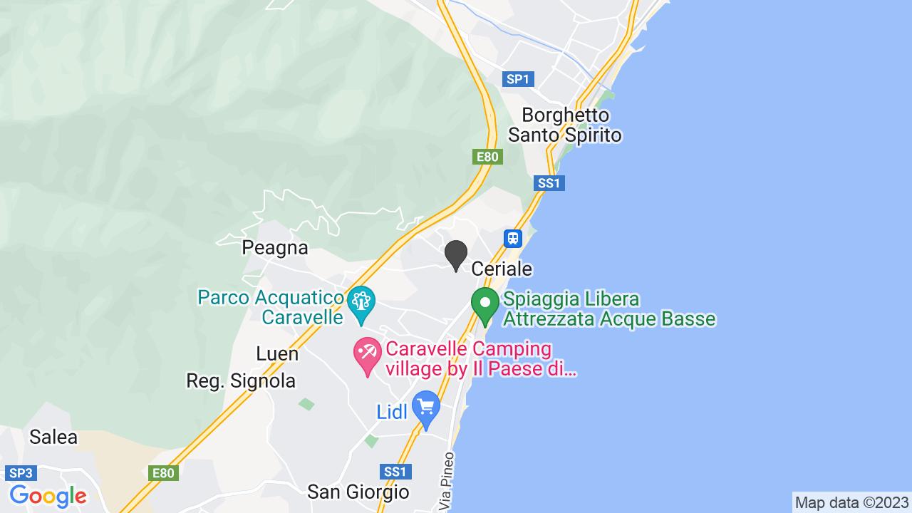 CROCE ROSSA ITALIANA-COMITATO DI CERIALE ORGANIZZAZIONE DI VOLONTARIATO