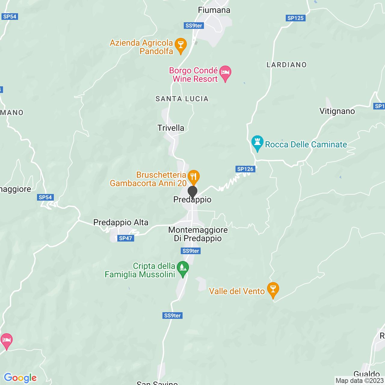 Chiesa di San Mercuriale in Colmano