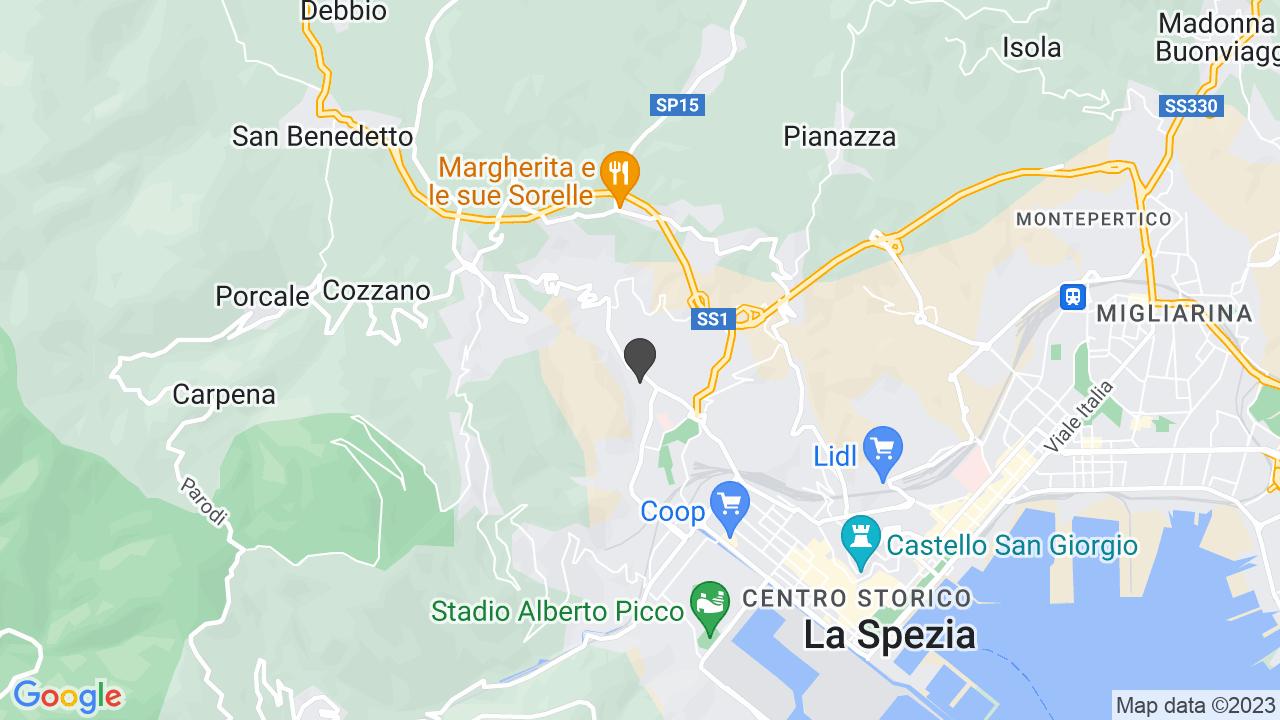 CROCE ROSSA ITALIANA COMITATO DELLA SPEZIA ODV