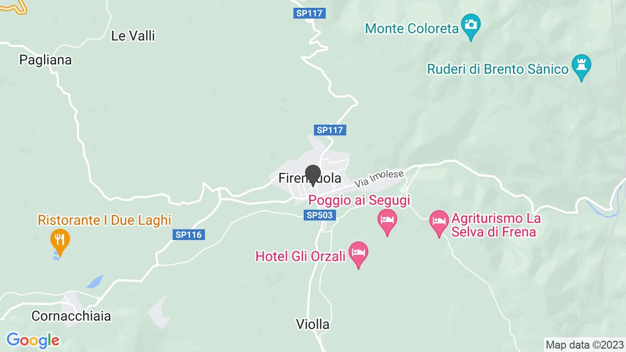 Badia di San Salvatore a Vaiano