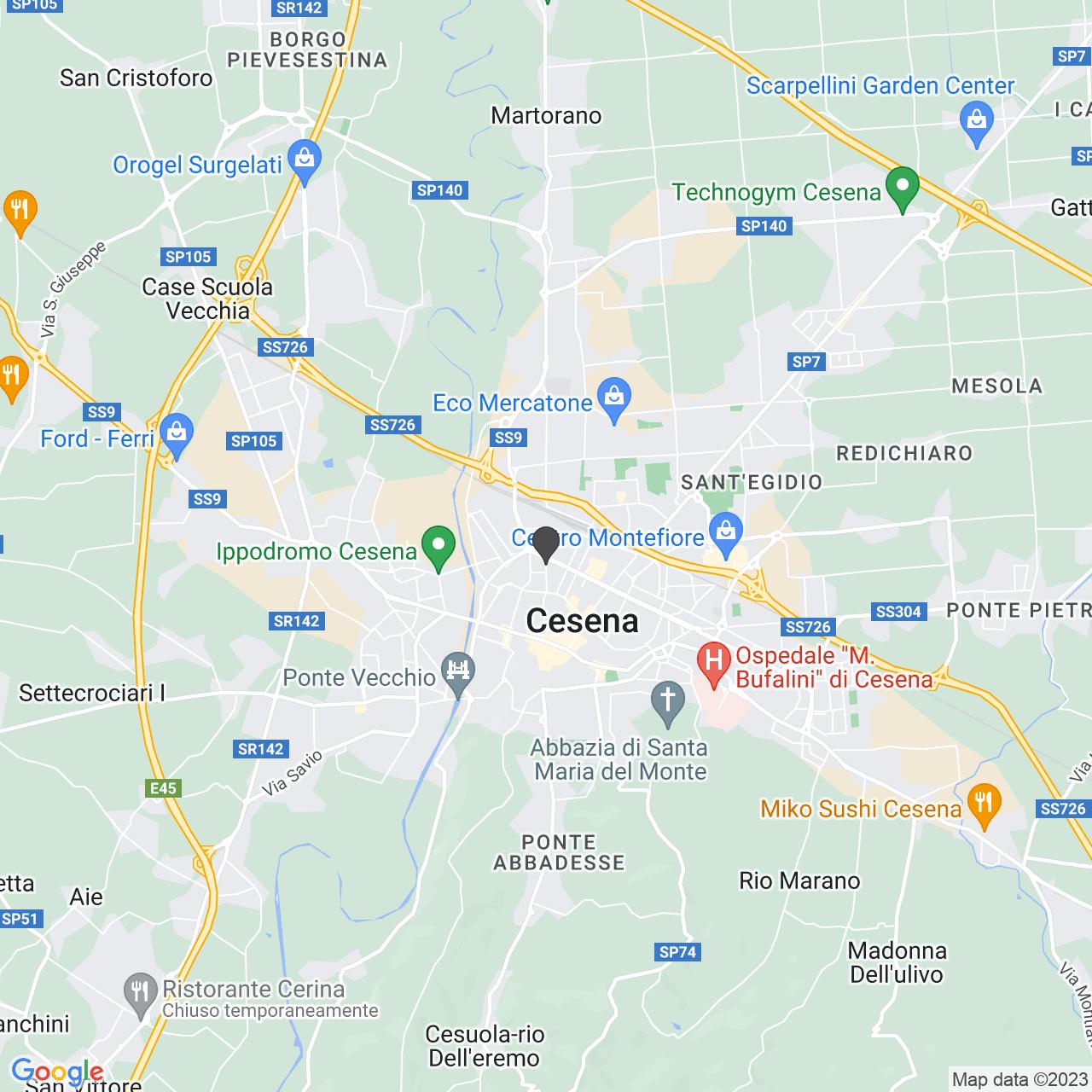 Chiesa Evangelica Battista di Cesena