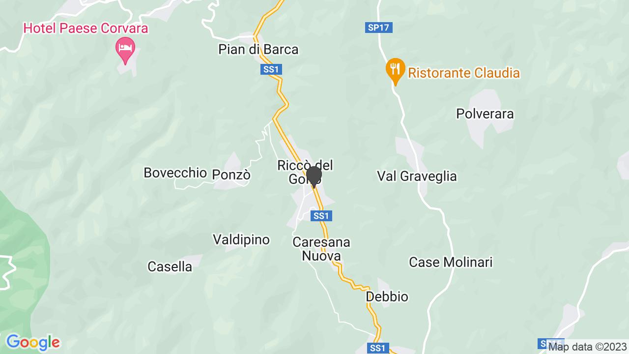 CROCE ROSSA ITALIANA COMITATO LOCALE DI RICCO' DEL GOLFO