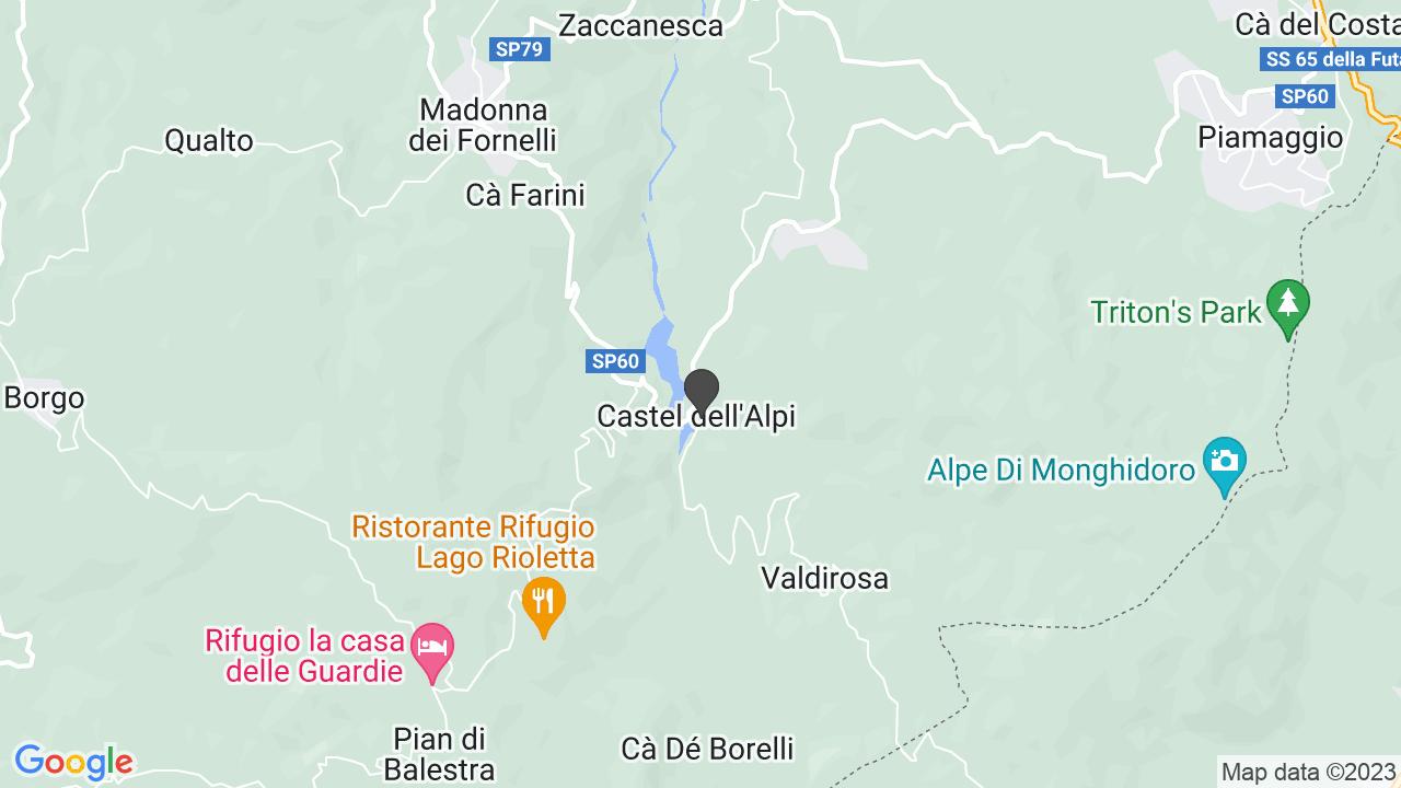 San Biagio di Castel dell'Alpi