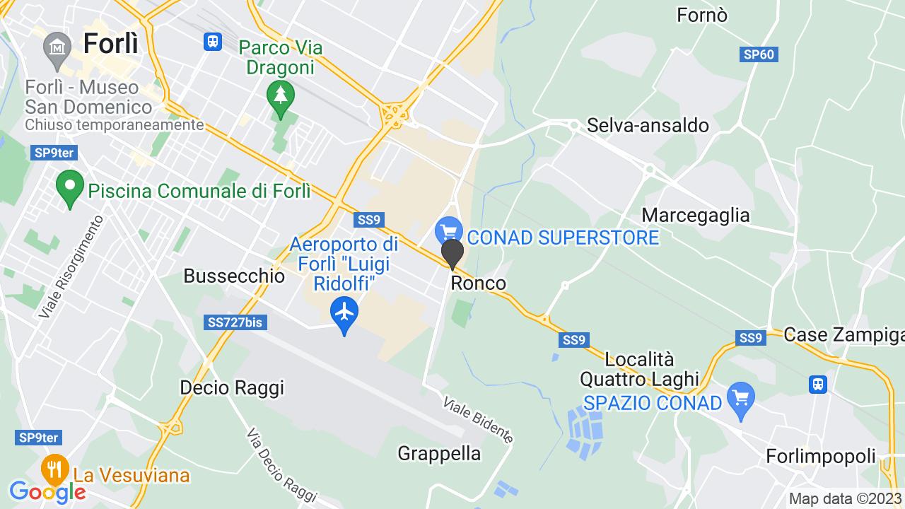 CROCE ROSSA ITALIANA - COMITATO DI FORLÌ - ORGANIZZAZIONE DI VOLONTARIATO