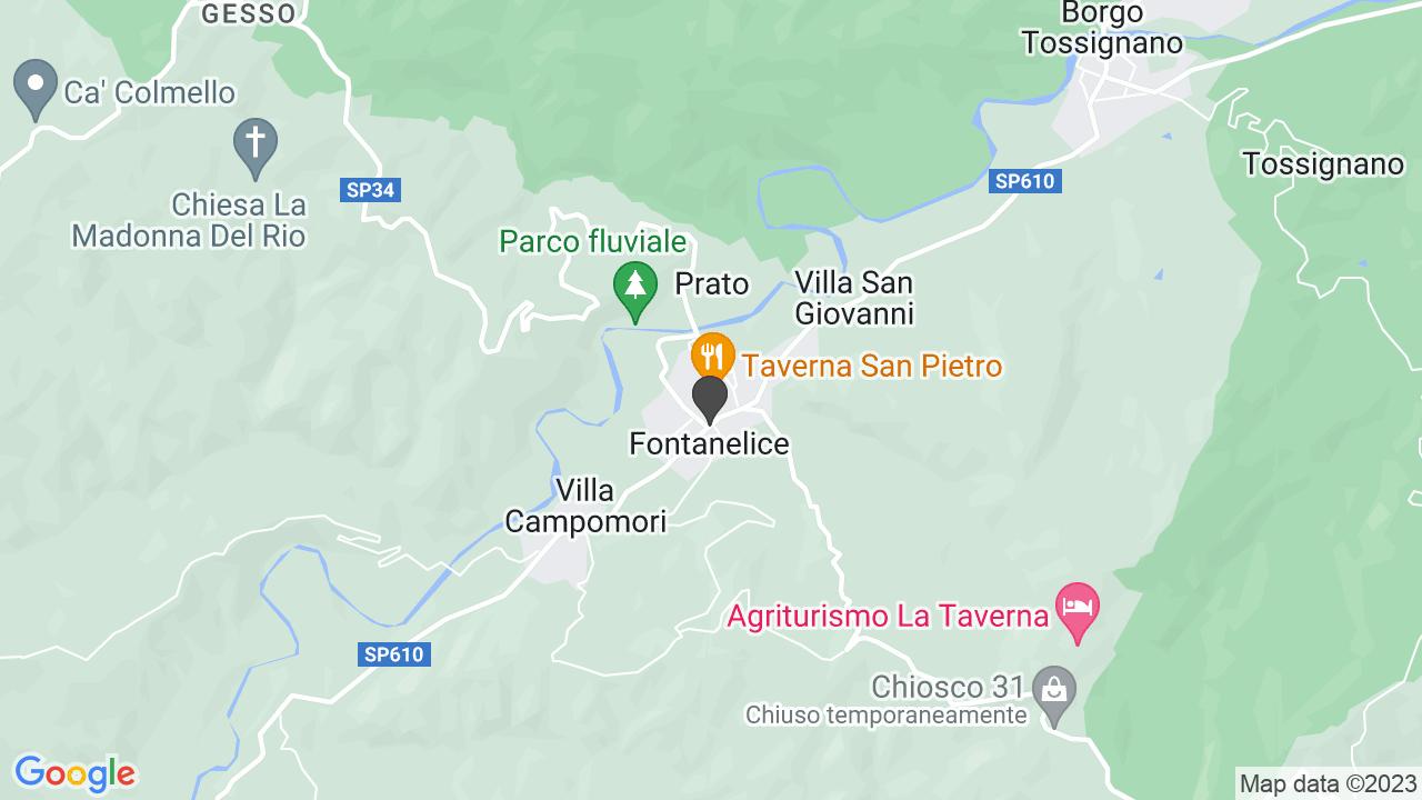 Chiesa di Sant'Anastasio Martire in Prato