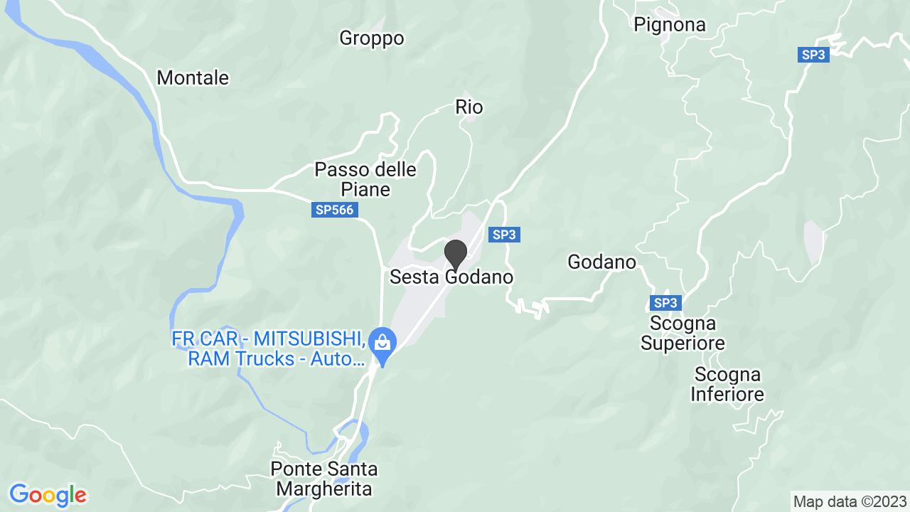 CROCE ROSSA ITALIANA COMITATO LOCALE DI SESTA GODANO