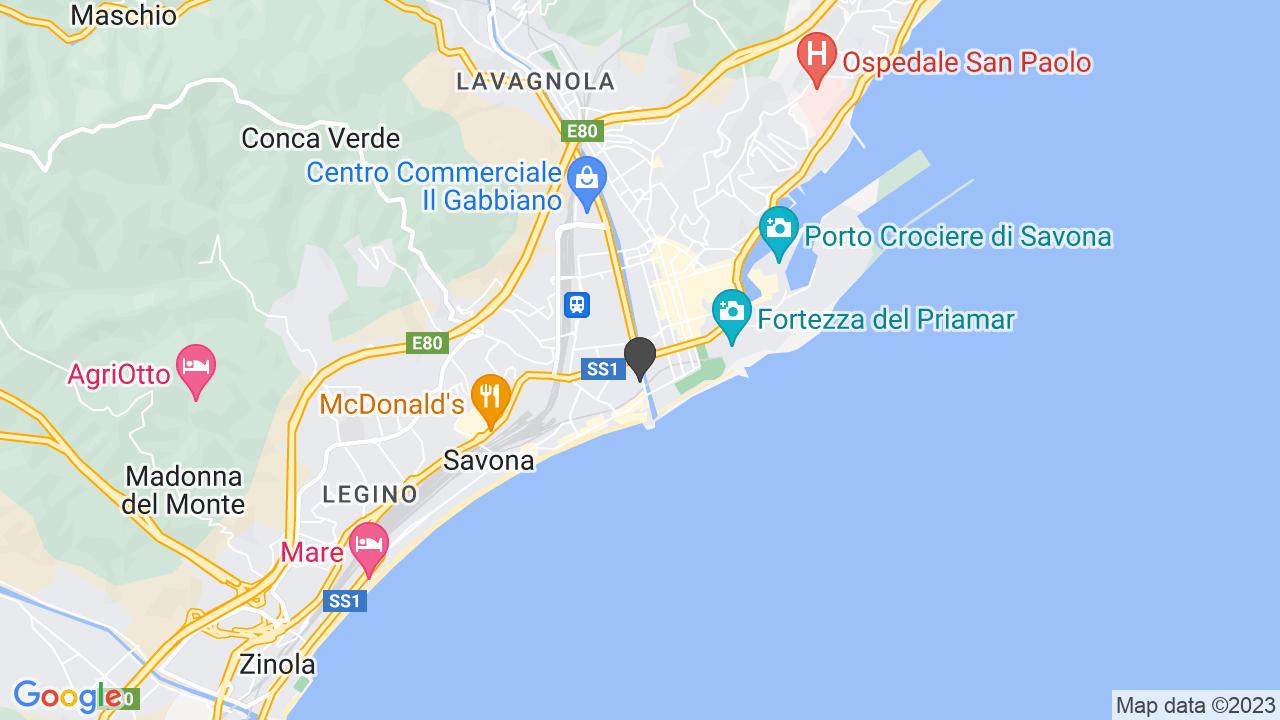 CROCE ROSSA ITALIANA COMITATO LOCALE DI SAVONA