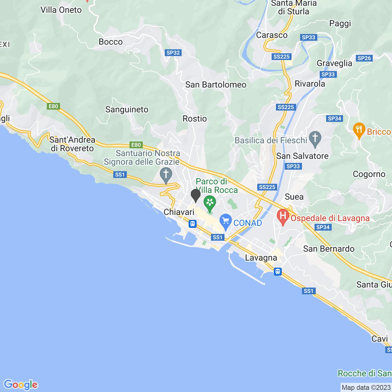 CROCE ROSSA ITALIANA- COMITATO DI CHIAVARI -ODV