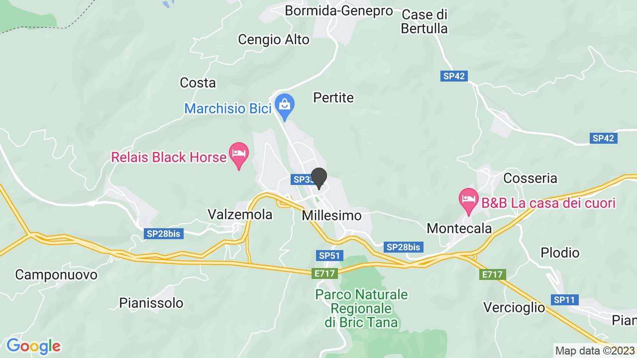CROCE ROSSA ITALIANA - COMITATO DI MILLESIMO - ORGANIZZAZIONE DI VOLONTARIATO