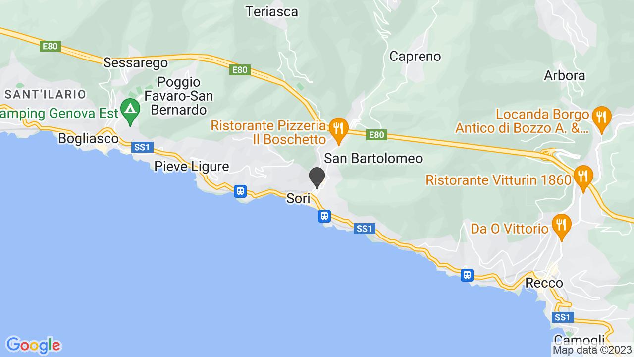 CROCE ROSSA ITALIANA COMITATO LOCALE SORI -ODV