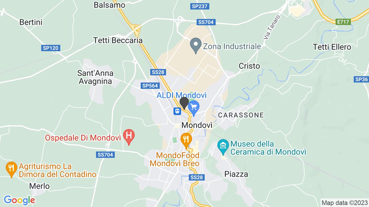 Viale Della Rimembranza MONDOVI' (CN)