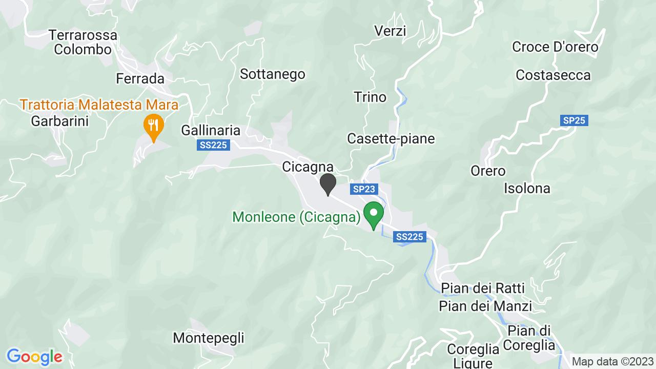 CROCE ROSSA ITALIANA COMITATO DI CICAGNA-ORGANIZZAZIONE DI VOLONTARIATO