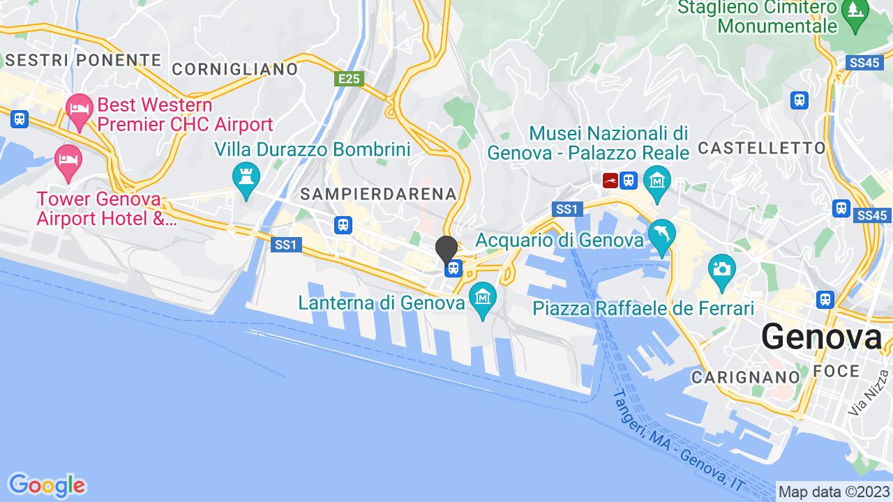 LA GENERALE POMPE FUNEBRI - SPA