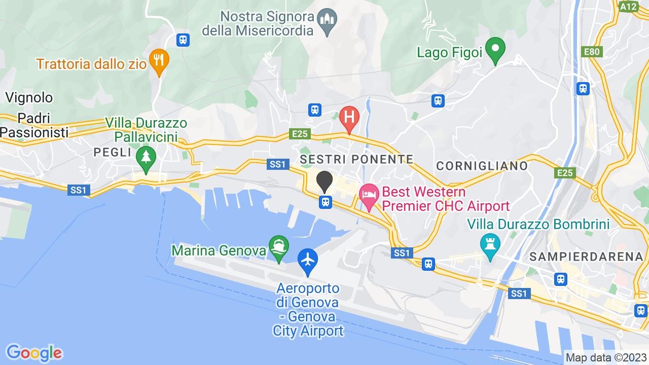 CENACOLO ODONTOSTOMATOLOGICO LIGURE IMPEGNO