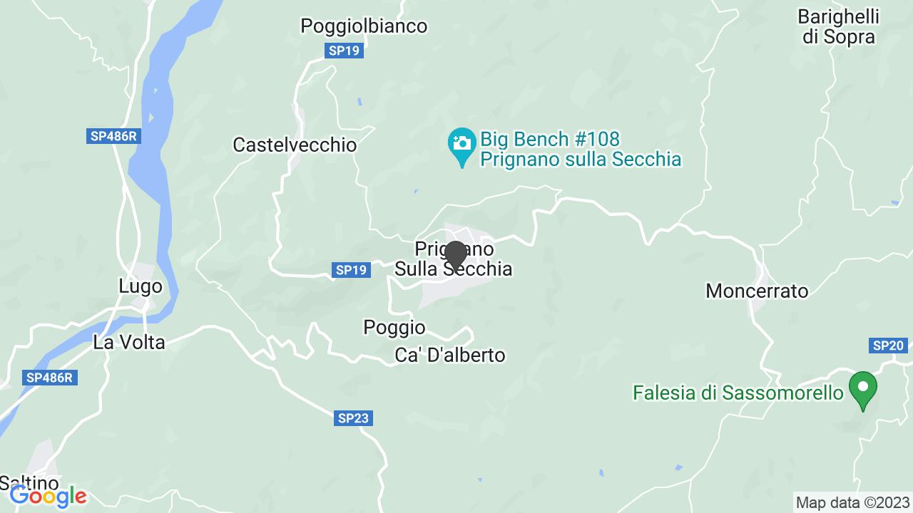 CROCE ROSSA ITALIANA - COMITATO DI PRIGNANO SULLA SECCHIA - ORGANIZZAZIONE DI VOLONTARIATO