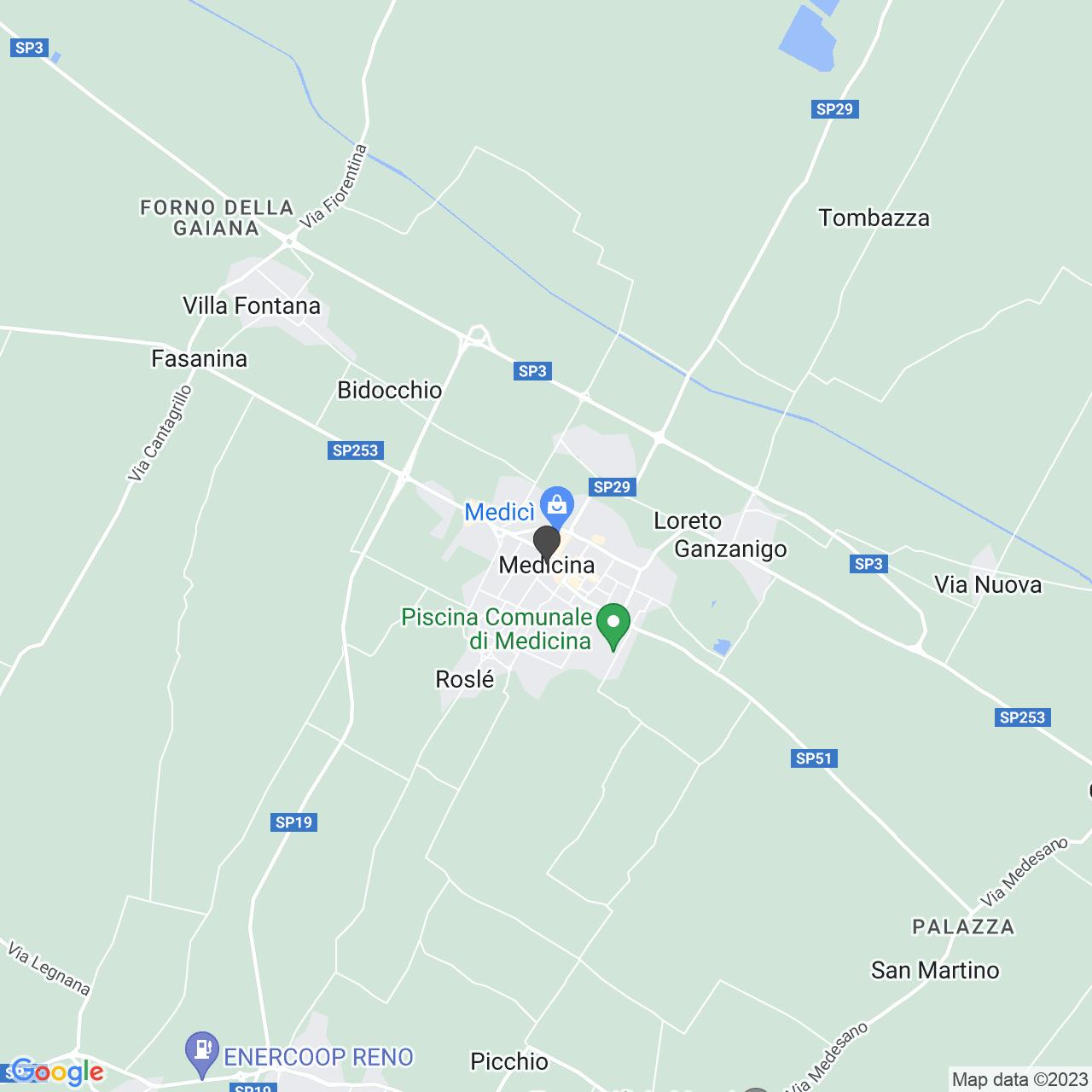 Chiesa di San Mamante di Medicina