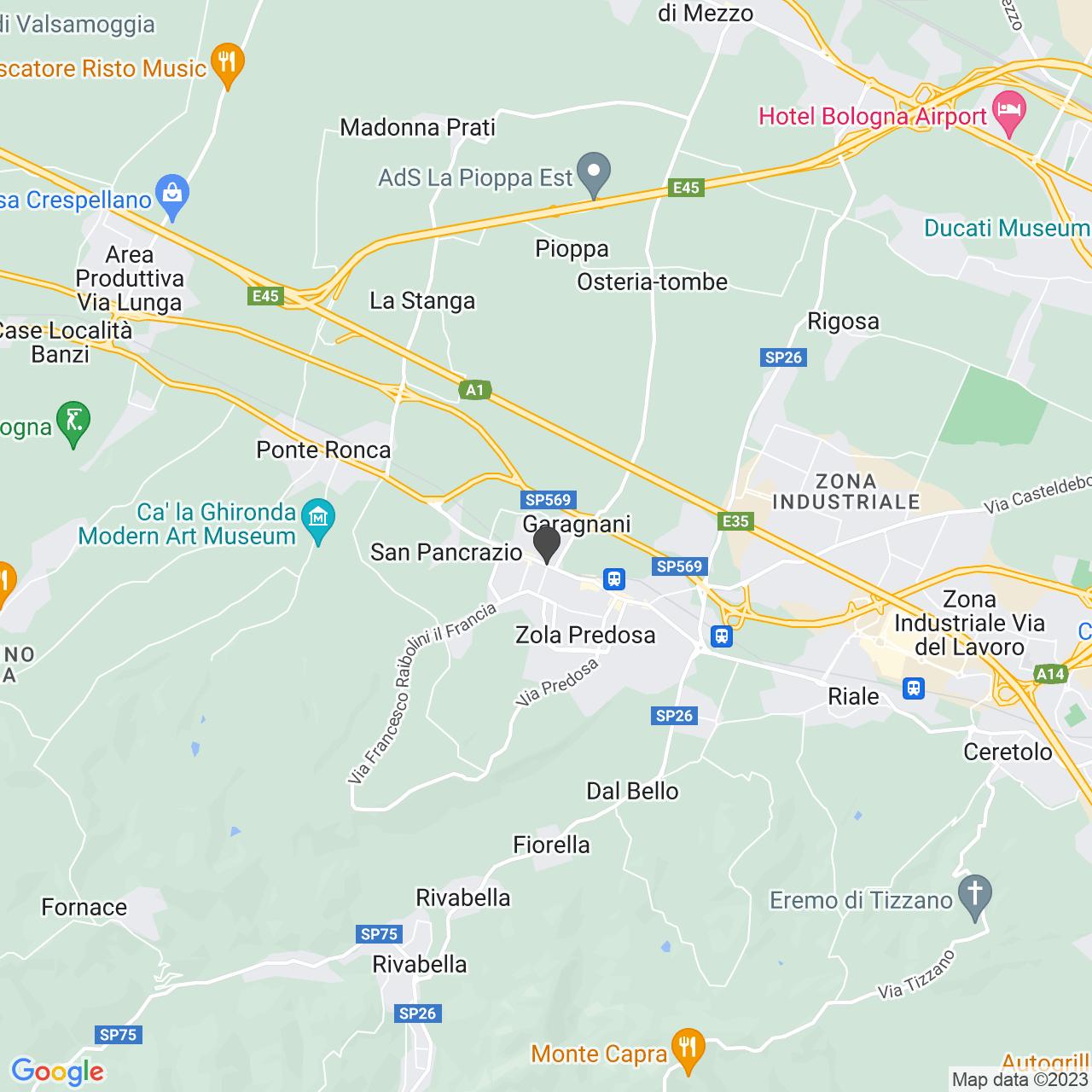 Chiesa dei Santi Nicolò e Agata di Zola Predosa